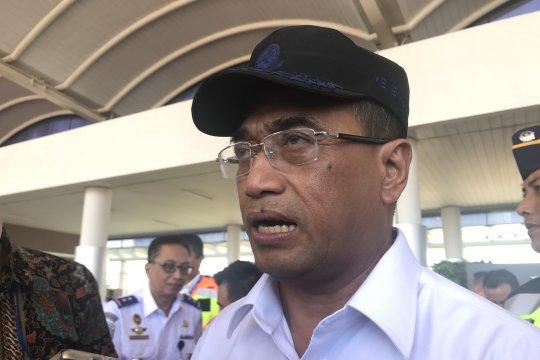Menteri Perhubungan tinjau pertapakan Bandara Bukit Malintang