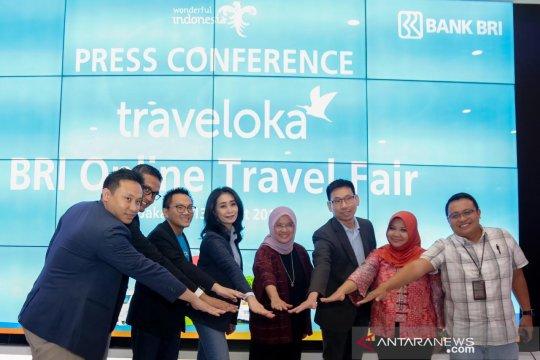 Kemenpar dukung BRI Online Travel Fair dorong pertumbuhan pariwisata