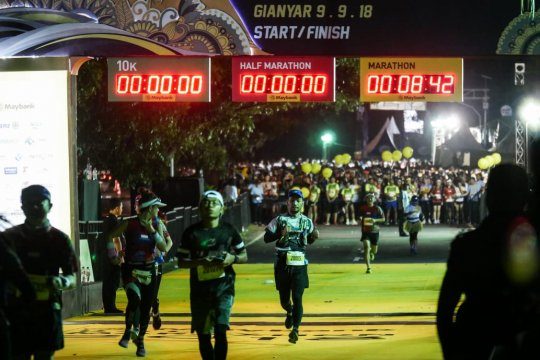 Maybank Indonesia umumkan penyelenggaraan dan registrasi Maybank Bali Marathon 2019