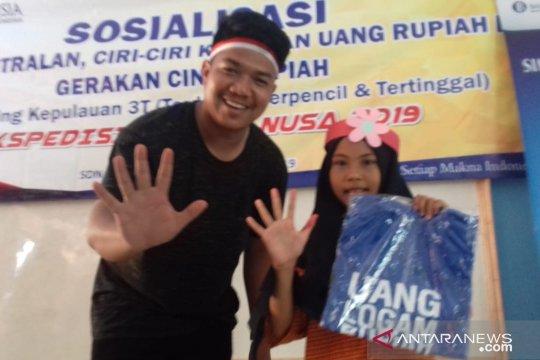 Warga Pulau Bungin padati pengobatan gratis BI-TNI AL