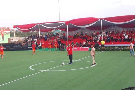 "Anies ""kick off"" pembangunan Jakarta International Stadium"