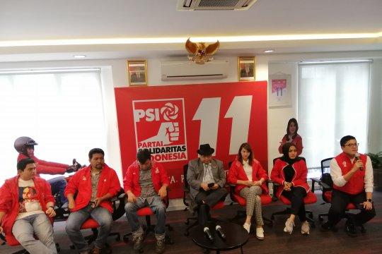PSI tantang semua partai politik berdebat