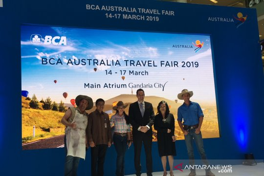 Pelancong Indonesia ke Australia capai 208.000 lebih tahun lalu