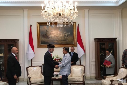 Wapres apresiasi upaya Oman bebaskan pelajar Indonesia di Yaman