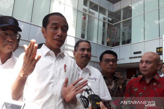 Presiden Jokowi sebut KEK Tanjung Kelayang makin diminati investor besar