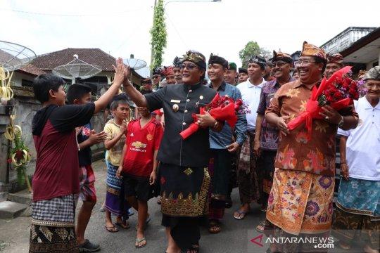 Pembangunan 2.000 rumah sehat di Badung-Bali mulai direalisasikan