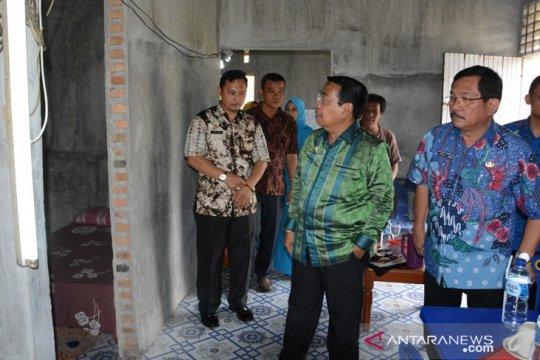 Program bedah rumah di Deliserdang-Sumut terus lanjutkan