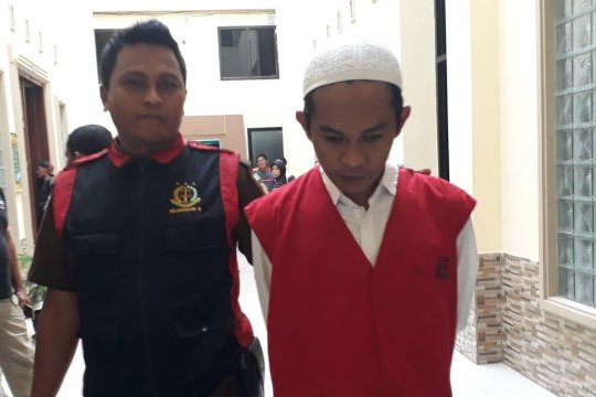 Kurir Sabu-sabu Dituntut 18 Tahun Penjara