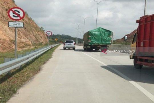 Presiden : Indonesia harus kejar ketertinggalan pembangunan jalan tol