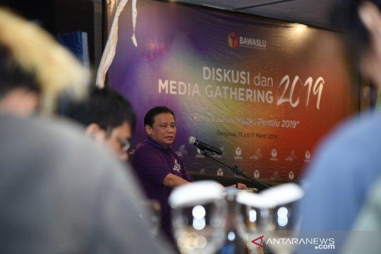 Bawaslu targetkan pelantikan pengawas TPS pada 25 Maret 2019