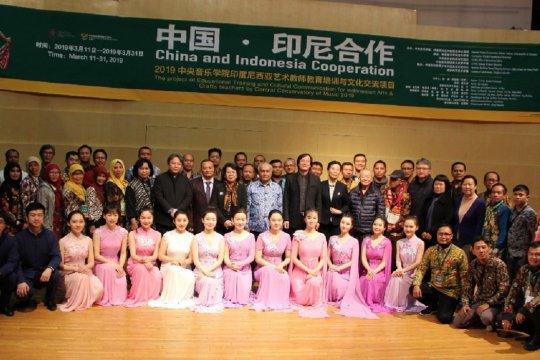 374 guru Indonesia ikuti pelatihan di China