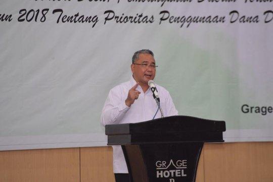 Mendes PDTT: penyerapan dana desa lebih dari 99 persen