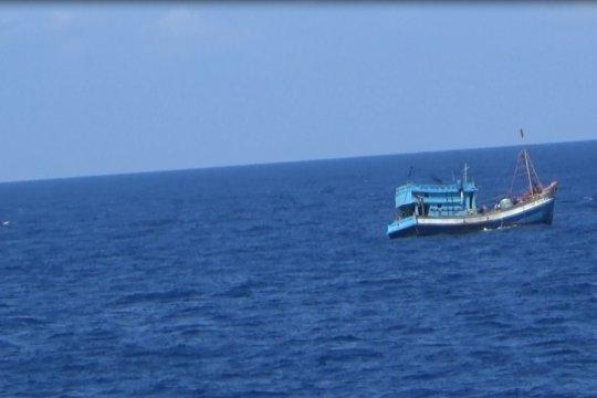 KKP tangkap dua kapal ilegal berbendera Vietnam