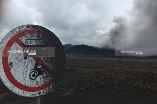 PVMBG: Gunung Bromo keluarkan asap disertai abu vulkanis