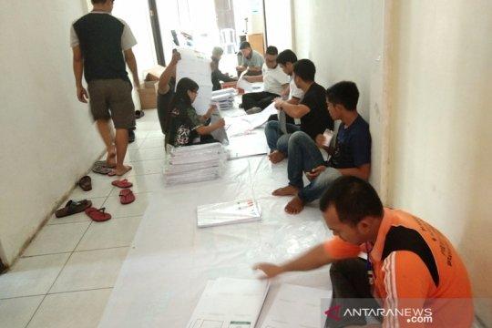 KPU larang petugas publikasikan surat suara di medsos