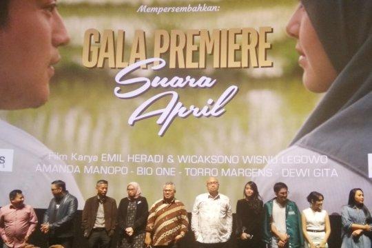 "KPU Luncurkan Film tentang Pemilu 2019 berjudul ""Suara April"""