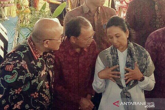 Masih perlu sarana pariwisata, Rini dukung pembangunan Hotel Indonesia Bali