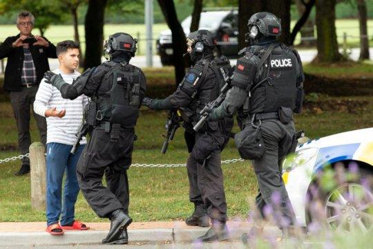 Anies menyampaikan bela sungkawa tragedi teror di Selandia Baru