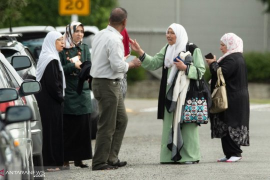 Korban meninggal dalam penembakan di masjid Selandia Baru jadi 49