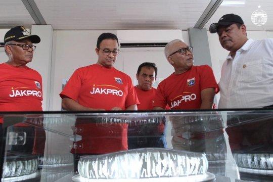 CEO Persija berharap tuah Stadion Internasional Jakarta