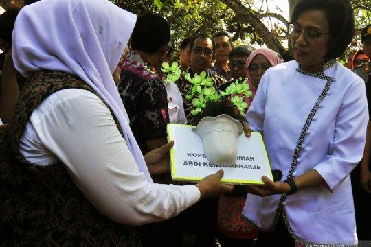 Sri Mulyani: Penyaluran pembiayaan UMi capai Rp14,1 triliun
