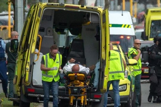 Kominfo imbau tidak sebarkan video penembakan Selandia Baru