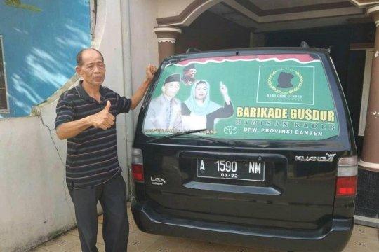 Barikade Gus Dur luruskan hoaks capres Jokowi-Ma'ruf