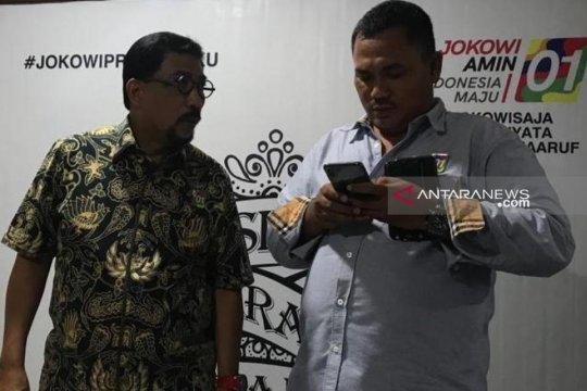 TKD Jatim: penangkapan Rommy tak pengaruhi upaya memenangkan Jokowi-Ma'ruf