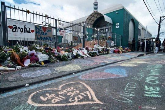 Dubes Tantowi jenguk korban penembakan Christchurch