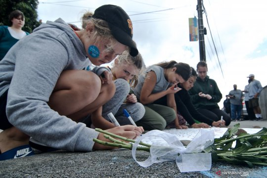 Nico Siahaan ajak jangan sebar video penembakan masjid Selandia Baru