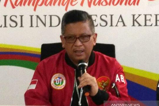 TKN: pakaian putih Jokowi-Ma