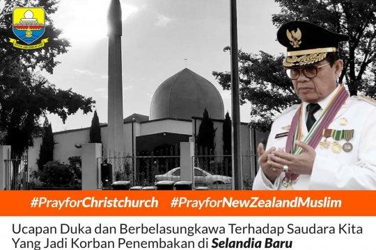 Gubernur Jambi mengutuk terorisme atas Muslim Selandia Baru