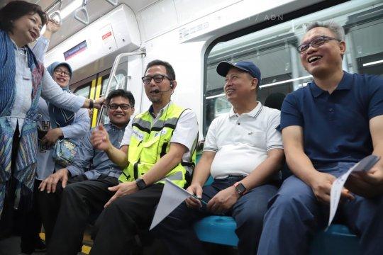 Perjalanan MRT masih panjang