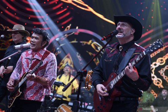 Rhoma Irama batal konser di Bogor setelah disurati Bupati