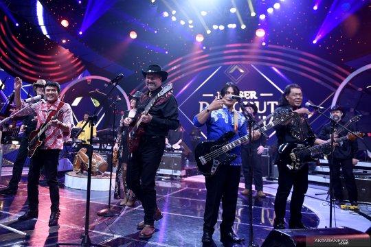 Rhoma Irama duet bareng Cowboys