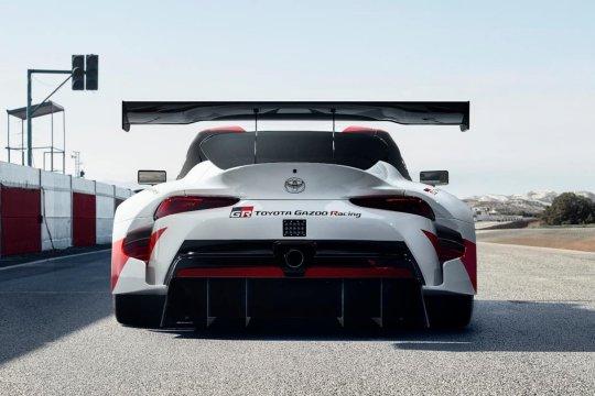 Toyota akan meluncurkan GR Supra GT Cup di PlayStation4