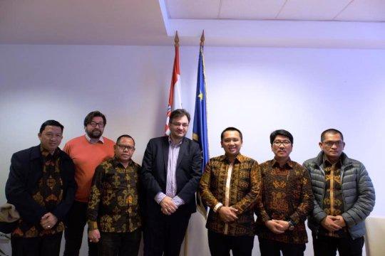 Gubernur dorong kerja sama perguruan tinggi Lampung dengan Kroasia