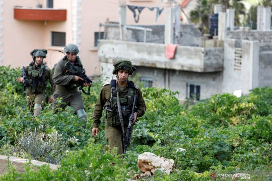 Pasukan Israel tembak mati warga Palestina terduga penyerangan di Tepi Barat