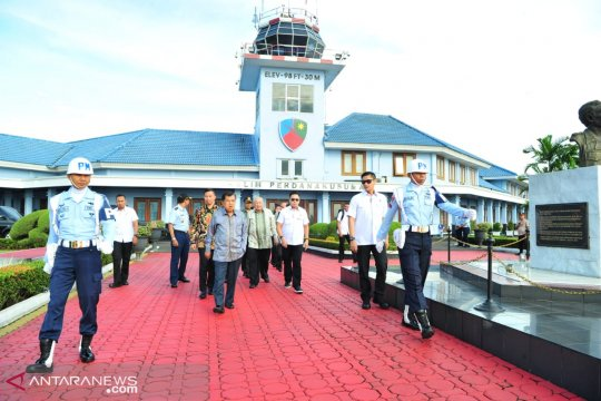 Wapres JK kunjungan kerja ke Jawa Barat