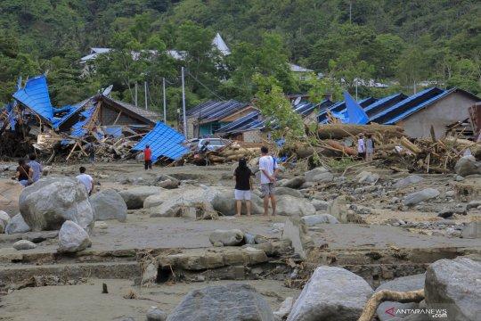 BMKG sebut curah hujan sangat tinggi saat terjadi banjir bandang Sentani