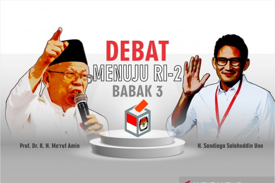 KPU nyatakan siap selenggarakan debat ketiga Pilpres