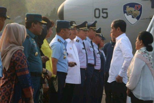 Pangdam I/BB pimpin langsung pengamanan Presiden Jokowi