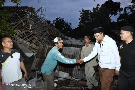 Gubernur NTB temui korban gempa Lombok Timur