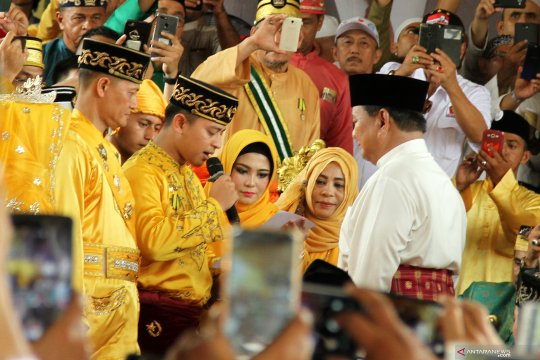 Prabowo dijadwalkan kampanye akbar di Makassar
