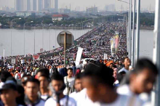 """Millennial Road Safety Festival"" 2019 pecahkan tiga rekor MURI"