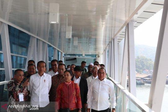 Presiden perintahkan penambahan landas pacu Bandara FL Tobing