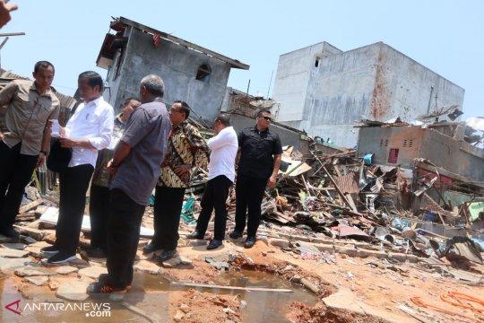 Presiden berpesan ke korban bom di Sibolga agar hati-hati