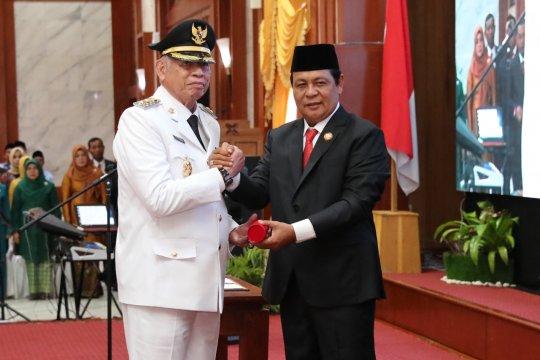 Wakil Bupati Tanah Bumbu dilantik