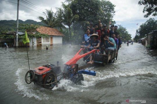 BPBD Bantul petakan wilayah berpotensi banjir saat musim hujan