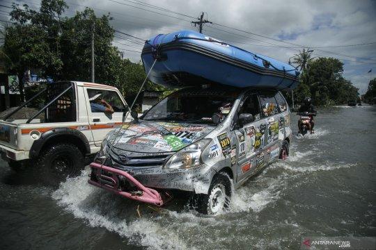 Yogyakarta hadapi potensi hujan lebat selama libur panjang